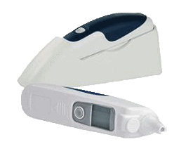 TD-1261F Ear/Forehead Thermometer