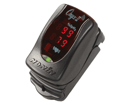 INS LifeGuard Services - The Onyx II Fingertip Pulse Oximeter
