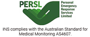 Personal Emergency Response Services Limited (PERSL) logo